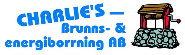 Charlies Brunnsborrning AB Logotyp